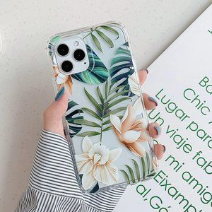 NEW iPhone 12/11/Pro/Max/XR Protective Leaf case